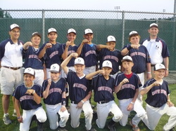 2012 Cooperstown Team Picture